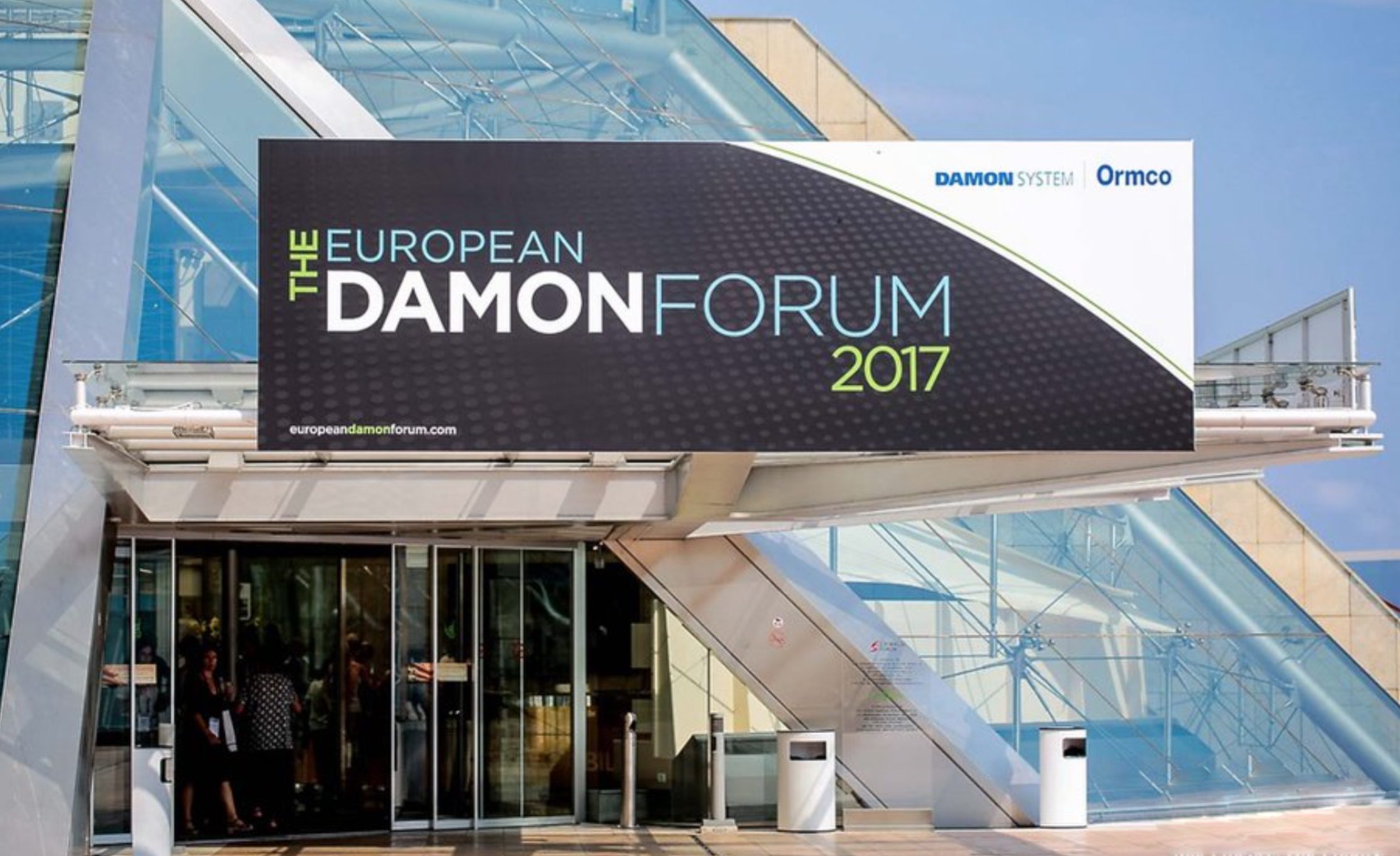 European Damon Forum в Монако